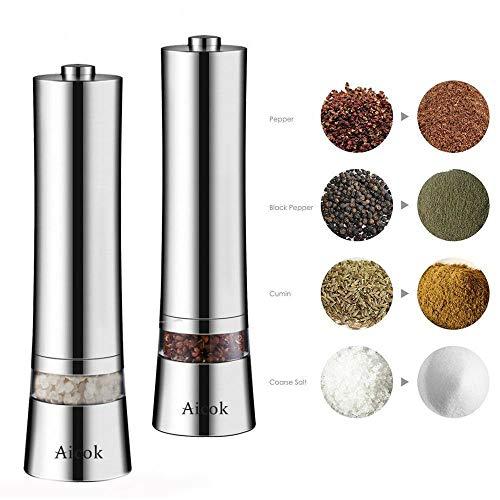 Aicok Salz und Pfeffermühle - 2