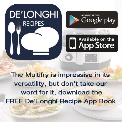 De'Longhi MultiFry Extra Chef FH 1394 - 11