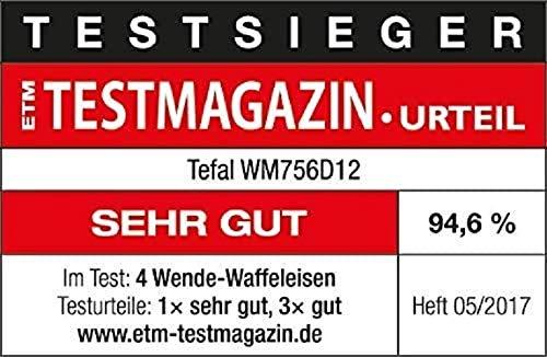 Tefal WM756D - 10