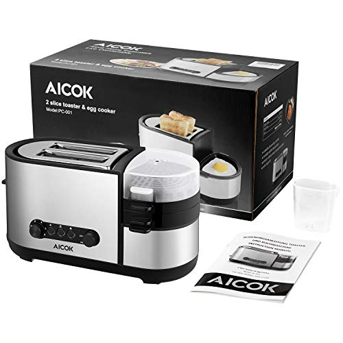 Aicok Toaster 3 in 1 - 8