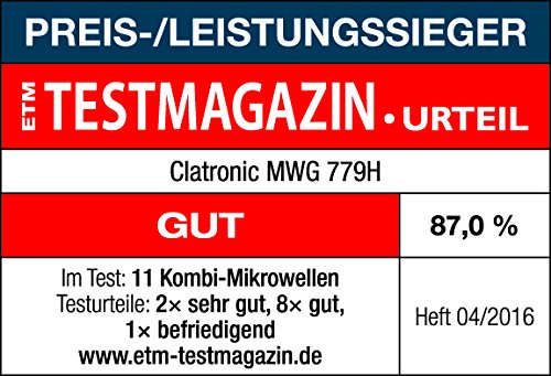 Clatronic MWG 779 H - 5