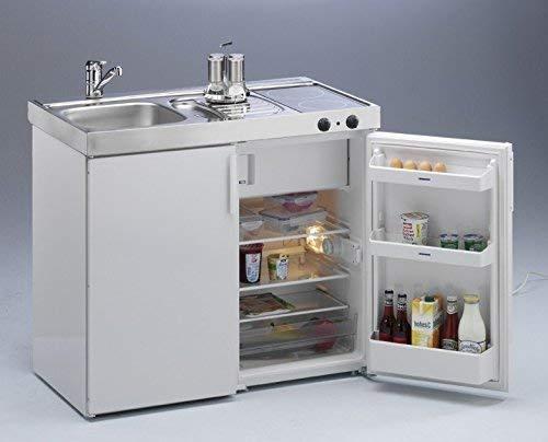 Miniküche Mit Kühlschrank Bauknecht : Li❶il singleküche mit kühlschrank und ceranfeld u neu u eu e
