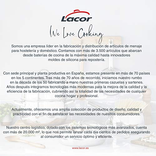 Lacor 60487 - 4