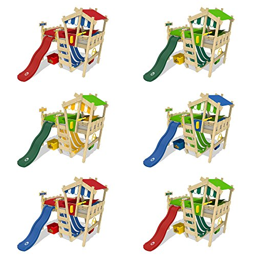 Wickey Kinderbett CrAzY Hutty - 3
