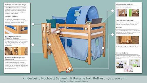 Steiner Shopping Hochbett Samuel - 2