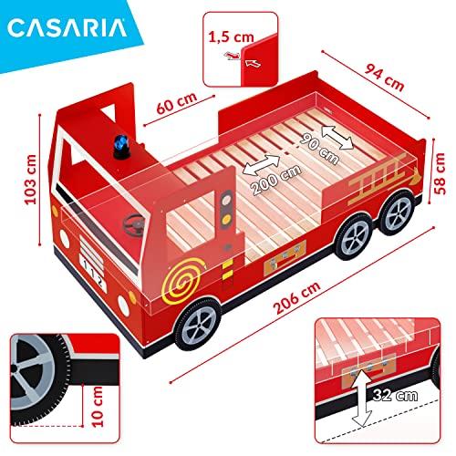 Deuba Feuerwehrbett - 3