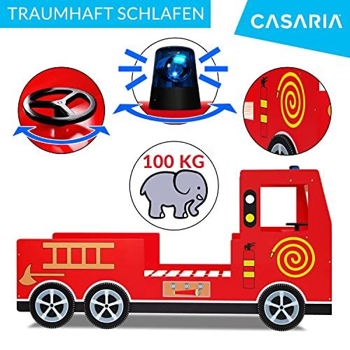 Deuba Feuerwehrbett - 4