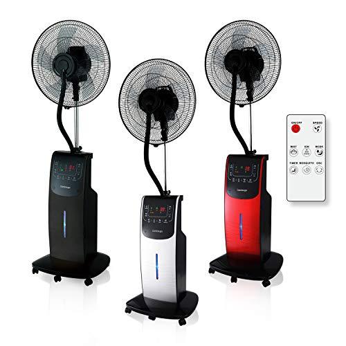 DARDARUGA Ventilator mit Zerstäuber