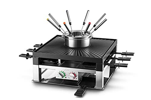 Solis Raclette 3 in 1