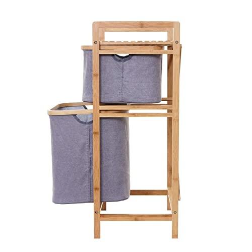 Mendler Wäschesammler HWC-B56 - 6
