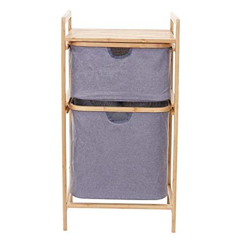 Mendler Wäschesammler HWC-B56 - 3