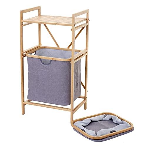 Mendler Wäschesammler HWC-B56 - 7