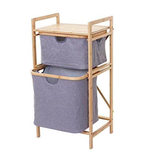Mendler Wäschesammler HWC-B56 - 5