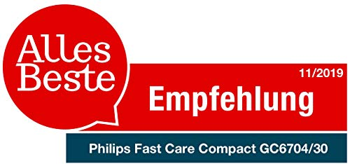 Philips GC6704/30 Fast CareCompact - 7