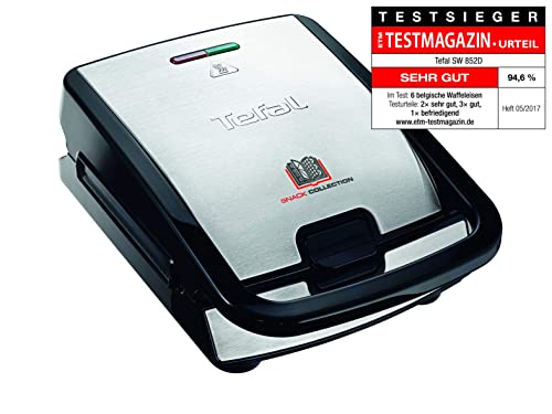 Tefal SW852D Snack Collection - 3