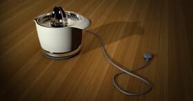 elektrische Zitruspresse Test
