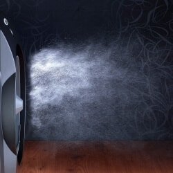 Sichler Ventilator mit Sprühnebel