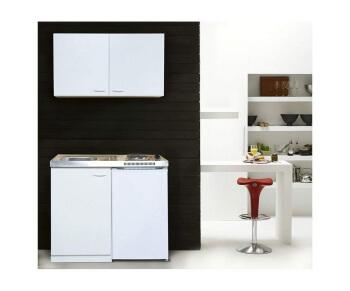 Miniküche Mit Kühlschrank Gebraucht : Miniküche mpmes auszug glaskochfeld kühlschrank mikr