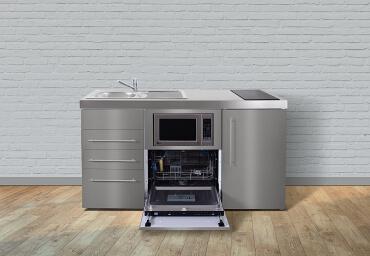 Miniküche Kühlschrank Links : Li❶il miniküche mit geschirrspüler und kühlschrank u jetzt ansehen