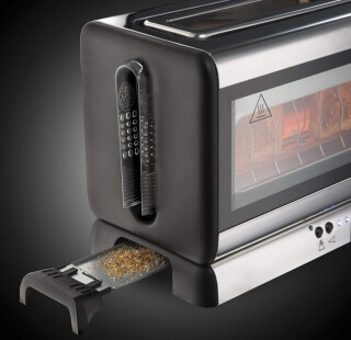 Russell Hobbs Glass Toaster