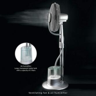 AEG VL 5569 LB - Ventilator mit Sprühnebel