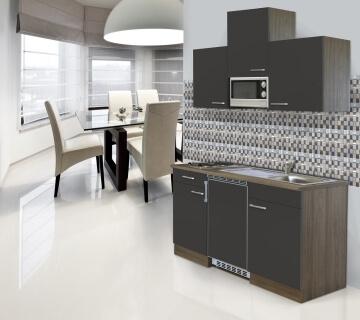 li il singlek che mit k hlschrank und ceranfeld neu 2019. Black Bedroom Furniture Sets. Home Design Ideas
